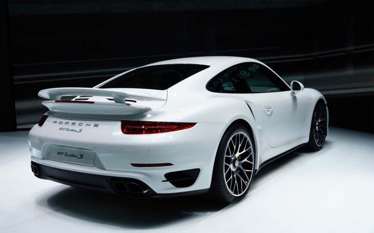 911 Porsche Turbo S performance questioned