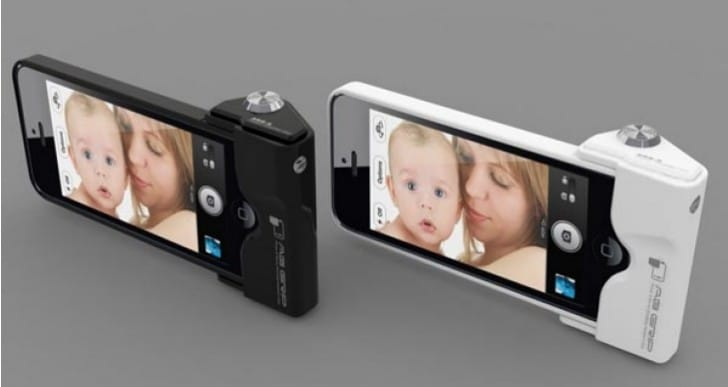 AB Grip 2 shutter review, improves iPhone photo capture