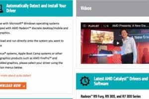 AMD Catalyst 15.7.1 driver download for Windows 10 support