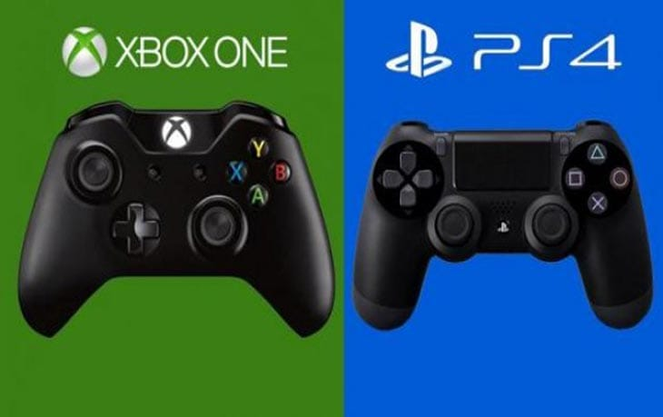 AMD-PS4-vs-Xbox-One-U-turn