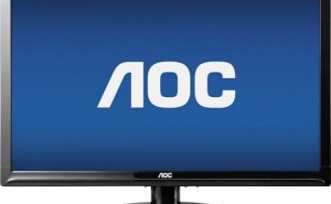 AOC E2425SWD 24-inch LCD LED Monitor specs review