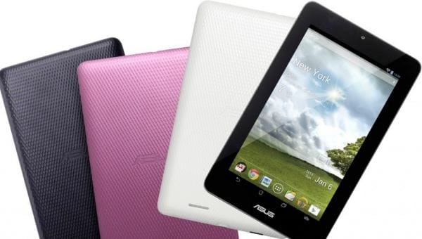 ASUS 7-inch MeMo Pad video touts its potential