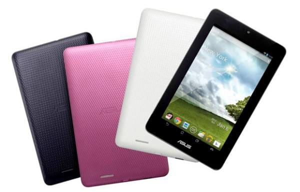 ASUS MeMo Pad limitations compared to Nexus 7