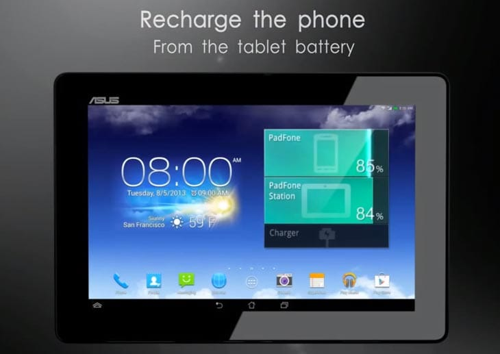 ASUS-Padfone-2-charges-in-tablet