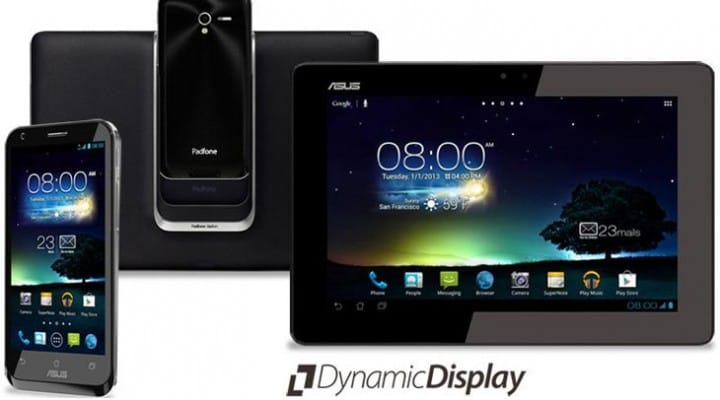 ASUS Padfone 2 vs. Infinity and Padfone 1