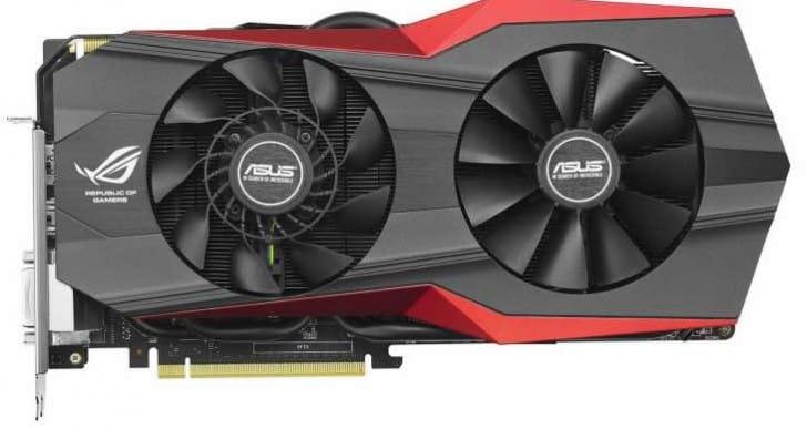 ASUS ROG Matrix GTX 980 GPU review and price in India