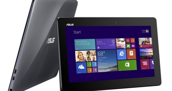 Asus Windows 8.1 10-inch tablet review and unboxing