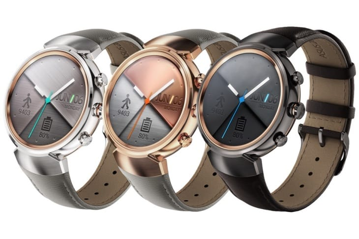 ASUS ZenWatch features