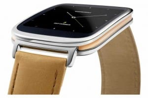 ASUS ZenWatch software update