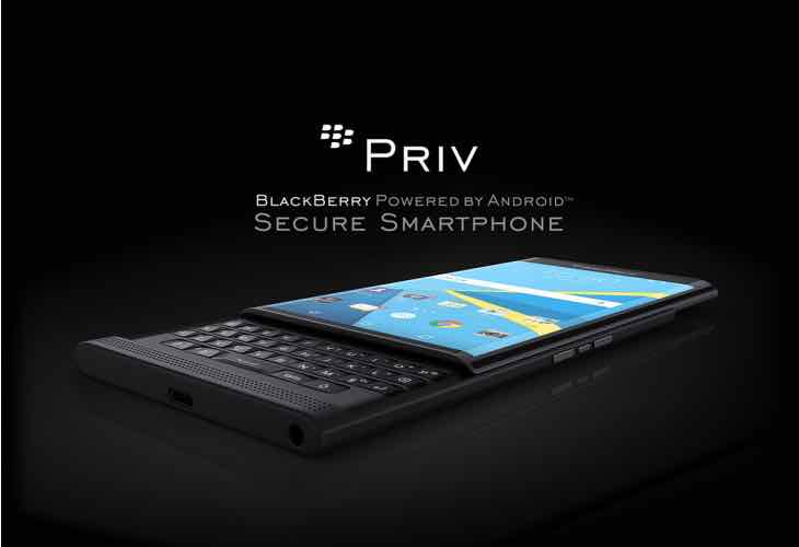 AT&T Blackberry Priv release date