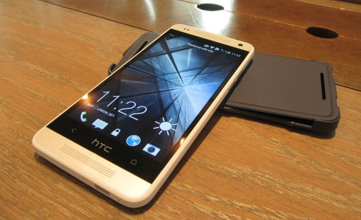 AT&T launch HTC One Mini this week