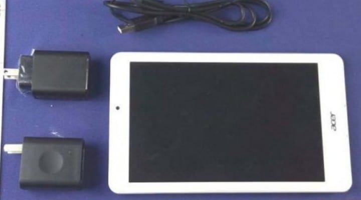 Acer Iconia Tab 8W release a step closer