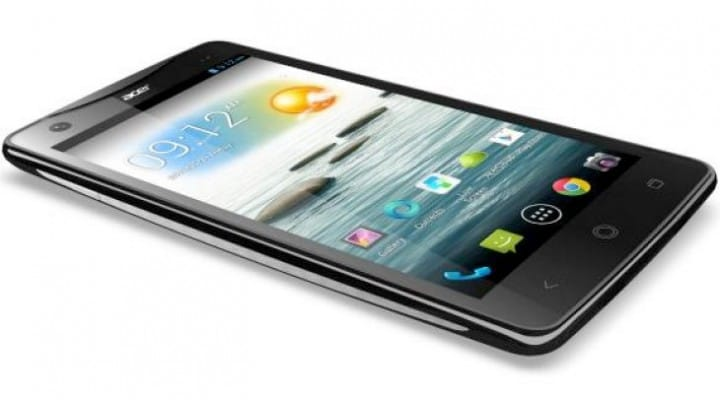 Acer Liquid S1, E2 and Z3 in visual review