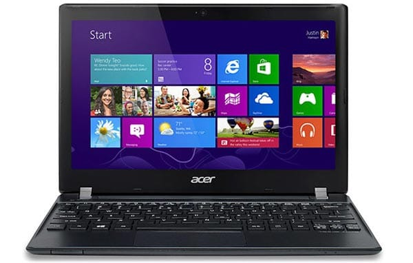Acer TravelMate B113 with Ivy Bridge and Windows 8 Pro