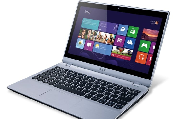 Acer V5-122P-0889 11.6-inch Touch laptop