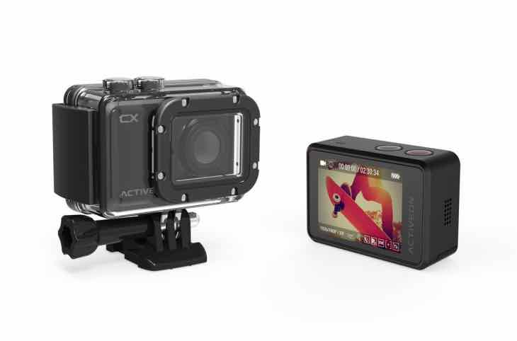 activeon cx action camera review