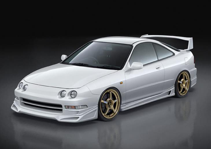 Acura Integra successor