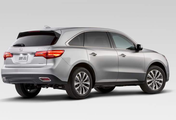 Acura MDX reviews – 2014 price and design importance