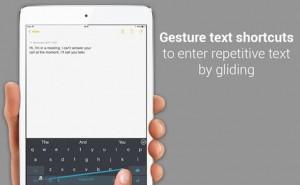 Adaptxt multi-language iOS 8 keyboard