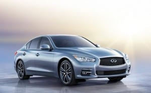 Additional 2014 Infiniti Q50 and Q60 features unveiled
