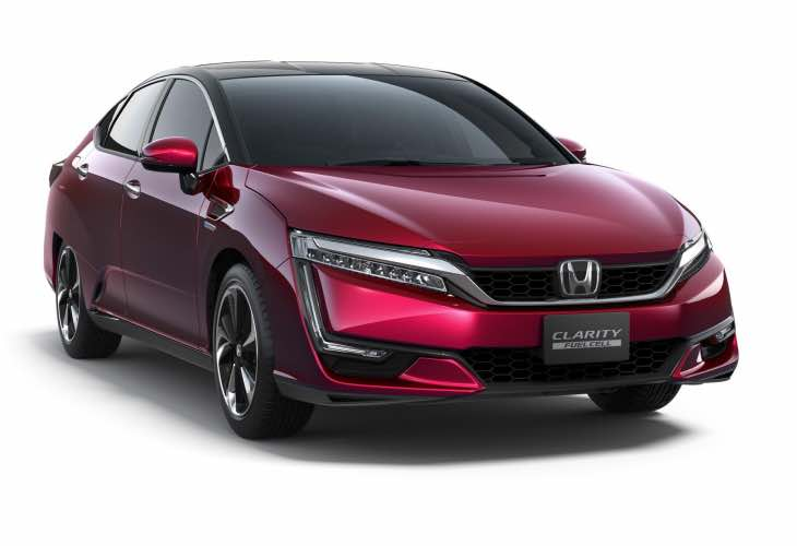 Additional Honda Clarity Fuel Cell detail