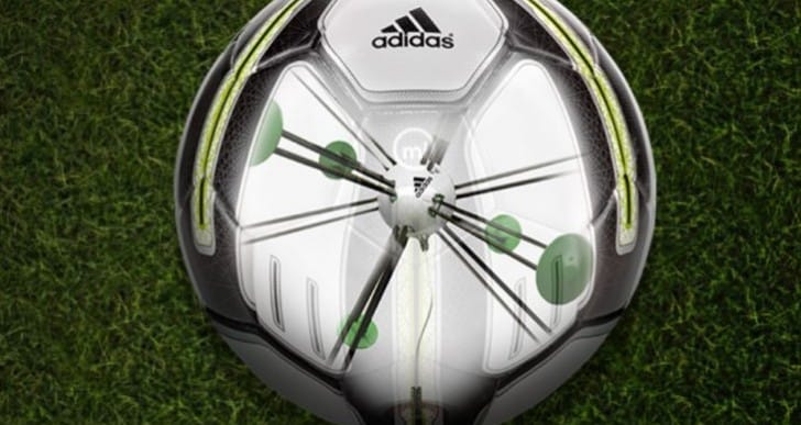 Adidas miCoach Smart Ball price entices World Cup fans