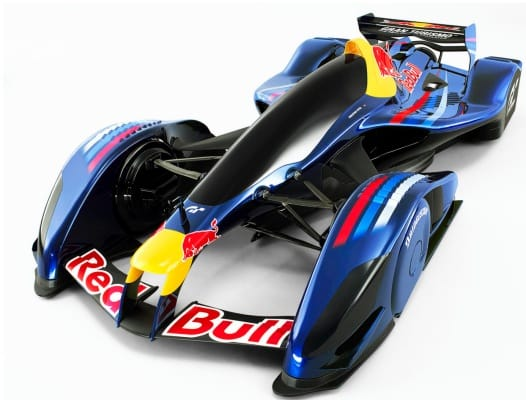 Adrian Newey inspired road car