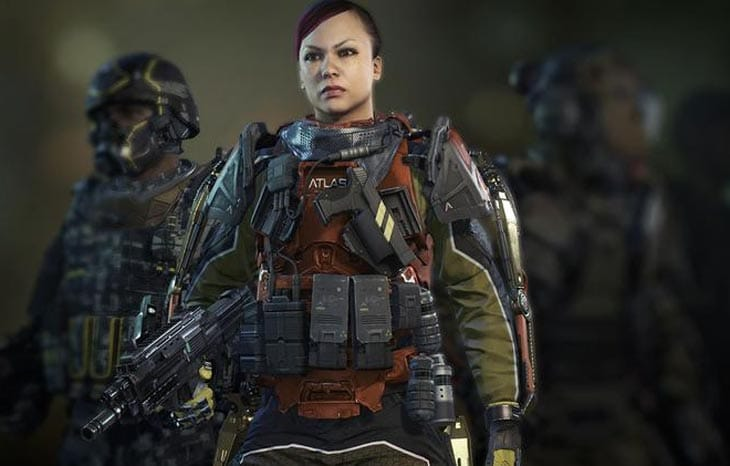 Advanced Warfare Atlas Engineer gear drops today