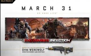Advanced Warfare DLC 2 maps are Perplex, Site 244, Climate, Chop Shop