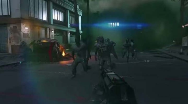 COD: Advanced Warfare Light Exo Vs Heavy for Zombies Riot