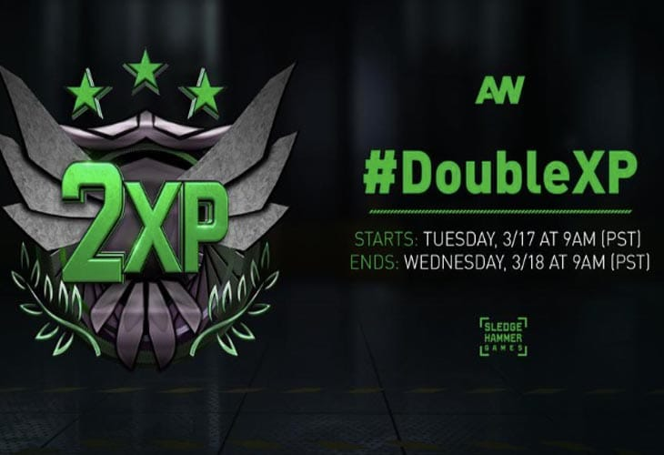 Advanced-Warfare-St.-Patricks-Day-Double-XP