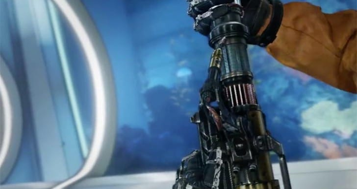 Advanced Warfare PS4 DLC 4 varying Reckoning date