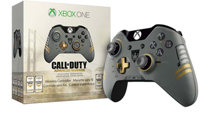 Advanced-Warfare-Xbox-One-limited-edition-controller