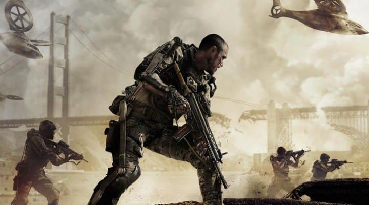 COD Advanced Warfare Supremacy DLC news