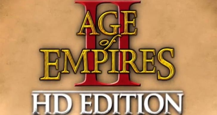 Age of Empires 2 HD to release on Steam with new features