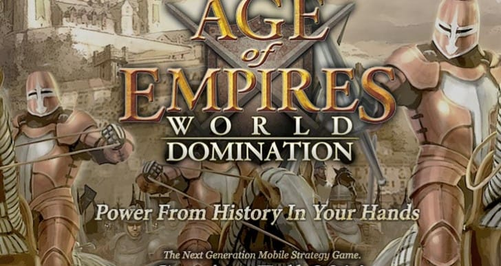 Age of Empires: World Domination release date woes