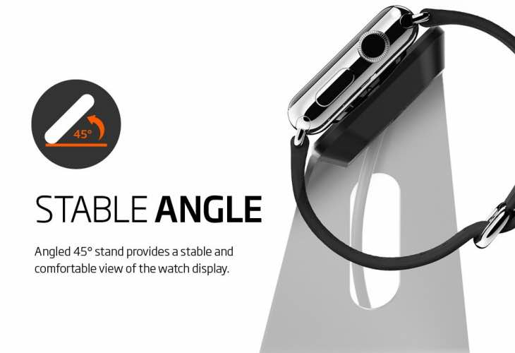 Aggressively priced Apple Watch accessories from Spigen