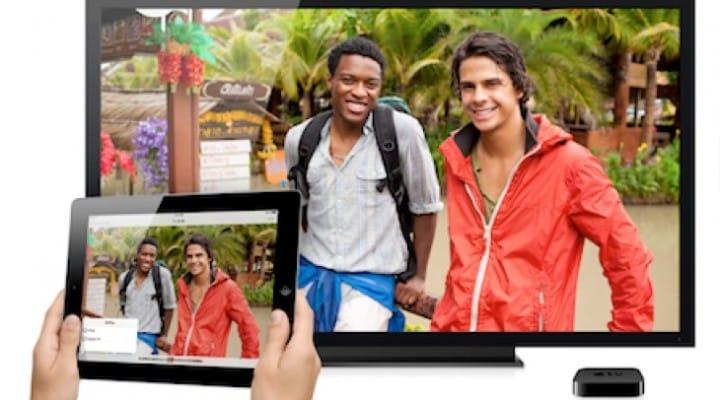 Airplay mirroring on iOS 7 and Mac with Mavericks