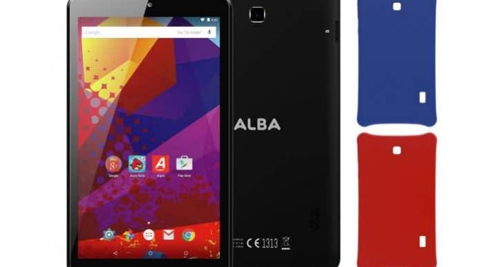 Alba 7-inch AC70PLV4 tablet review cohesion