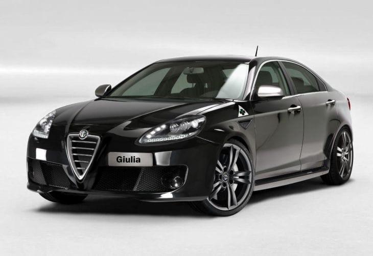 Alfa Romeo Giulia 2014 release date forecast]