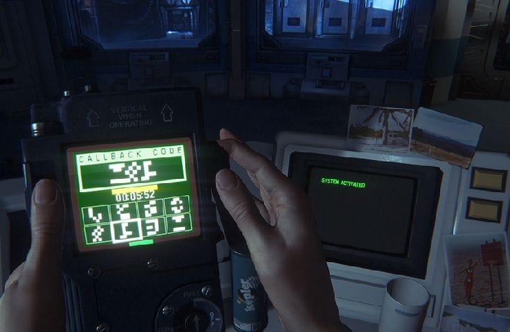 Alien-Controls