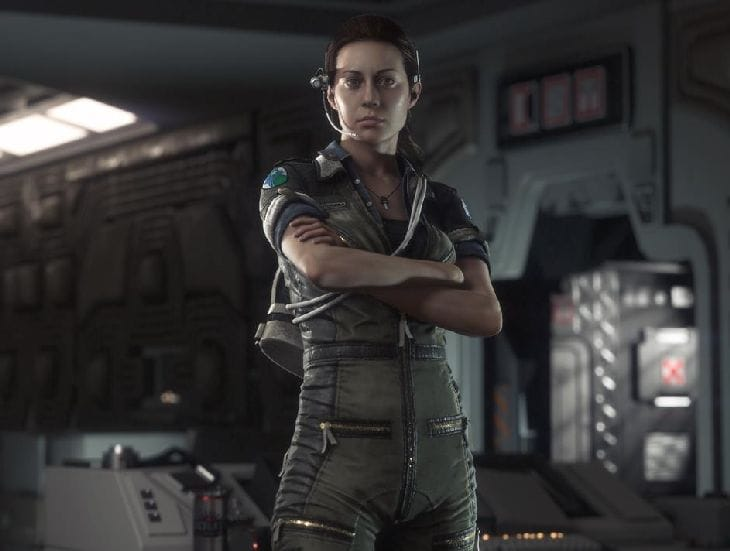 Alien-Isolation-Amanda
