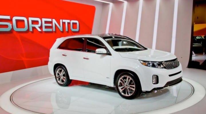 All-new 2014 KIA Sorento technology detailed