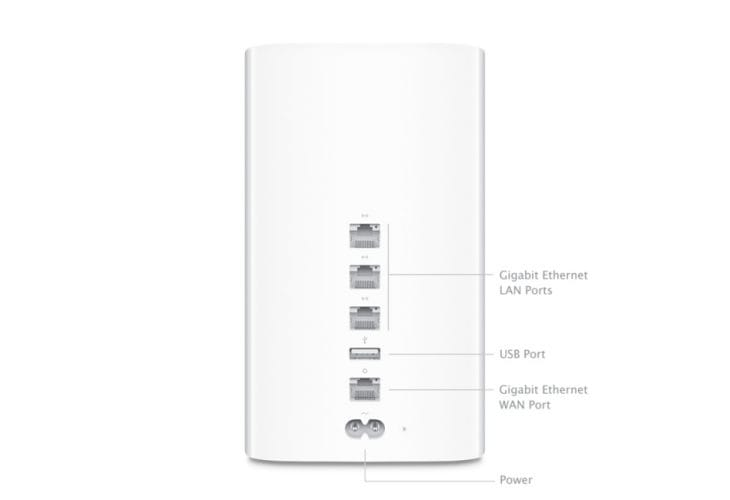 All-new AirPort Extreme with enhanced performance