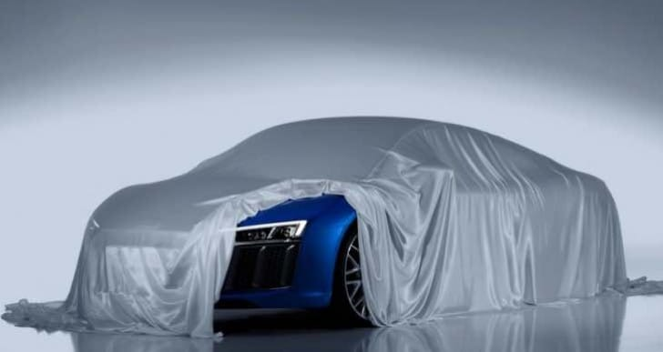 All-new Audi R8 upgrades include Le Mans technology