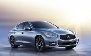 All-new Infiniti Q50 specs explored