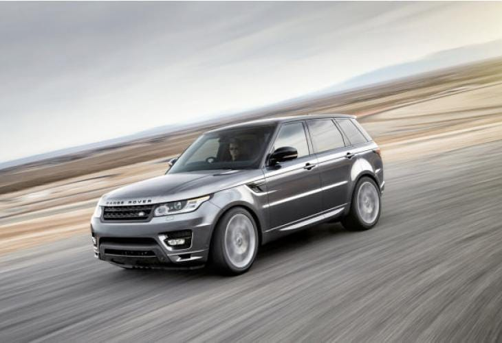 All-new Jeep Cherokee vs. 2014 Range Rover Sport