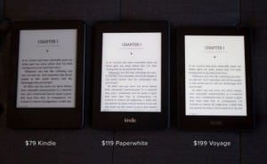 All-new Kindle with touch, more like a toy