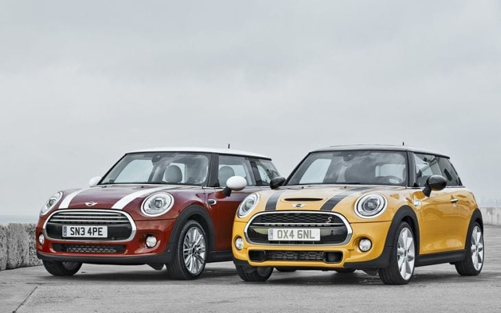 All-new MINI sales begin tomorrow, prices revealled