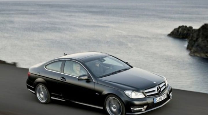 All-new Mercedes C-Class Sedan exterior inspired by E-Class